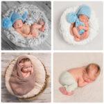 immagine di neonati