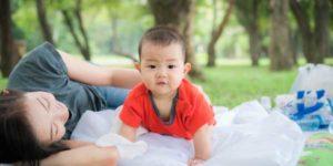 births in China